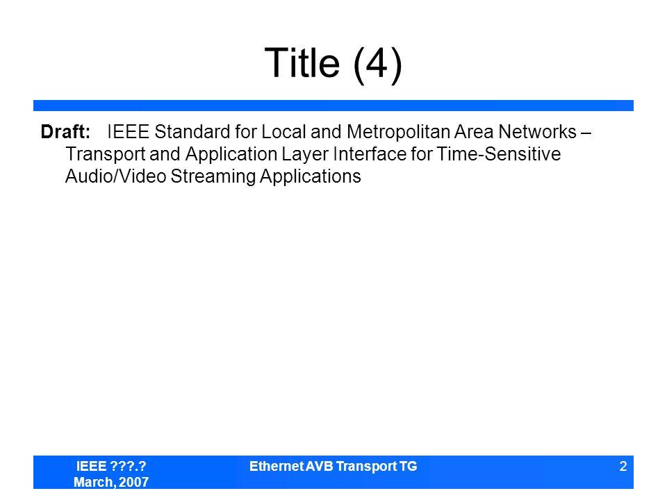 IEEE ???..
