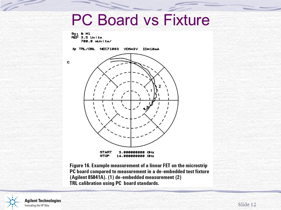 Slide 12 PC Board vs Fixture