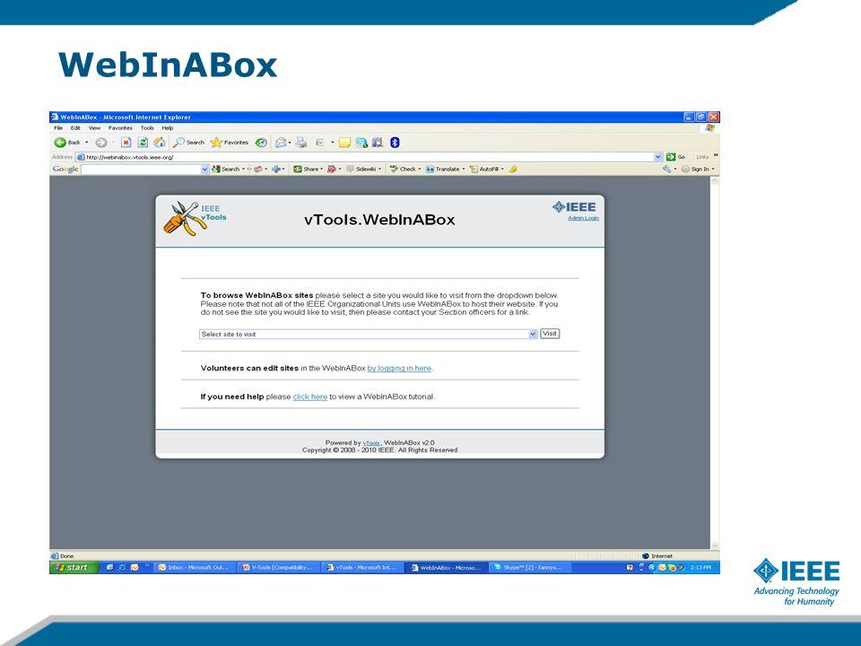 WebInABox
