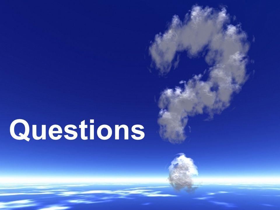 © 2006 Carnegie Mellon University 16 Questions