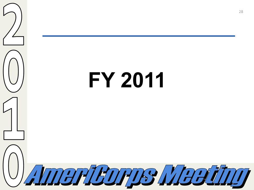 FY 2011 28