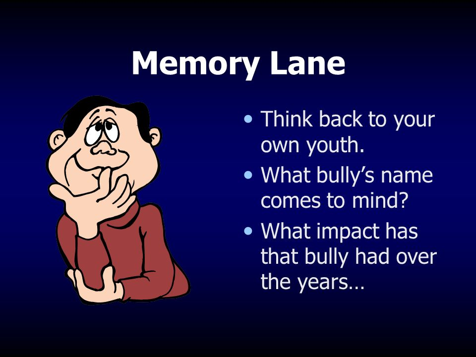Bullying Is: Repeated and targeted harassment and attacks on others Perpetrated by individuals or groups