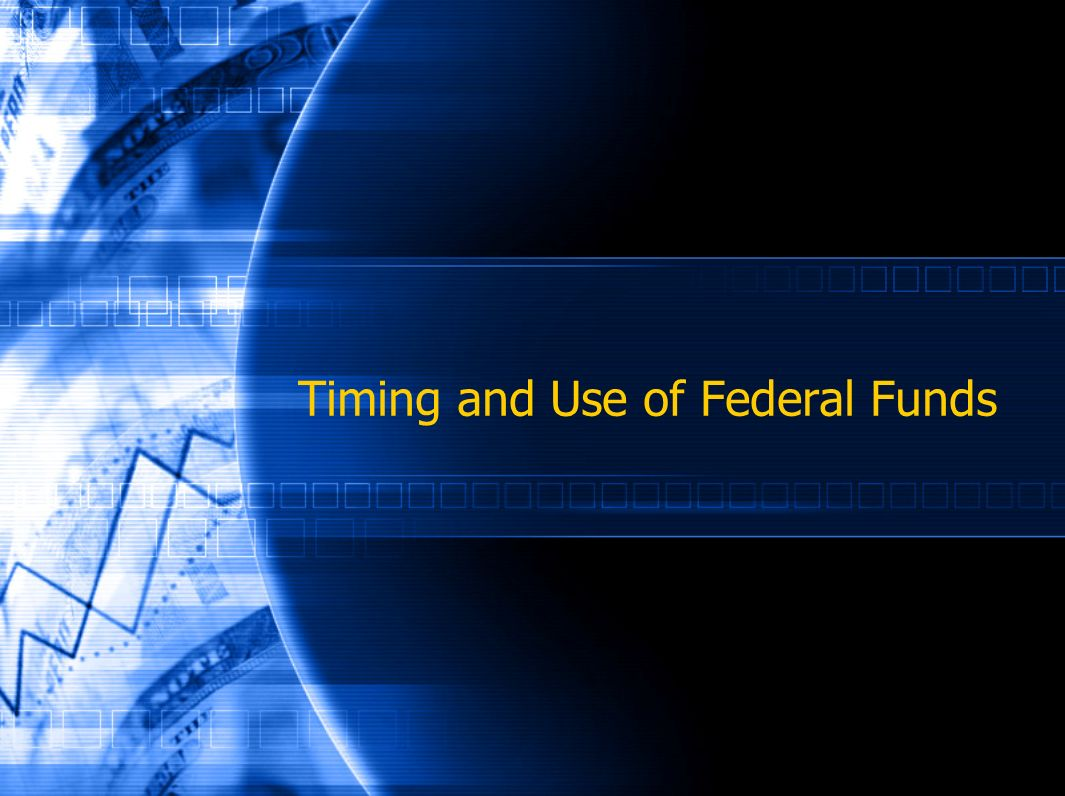 March 2006 Timing of Draws Funds are intended to be available when needed Draws should matched timing of allowable program expenditures Funds can be drawn as needed: Example – Payroll to cover salaries and allocable payroll taxes based on time charged to the Federally- funded program