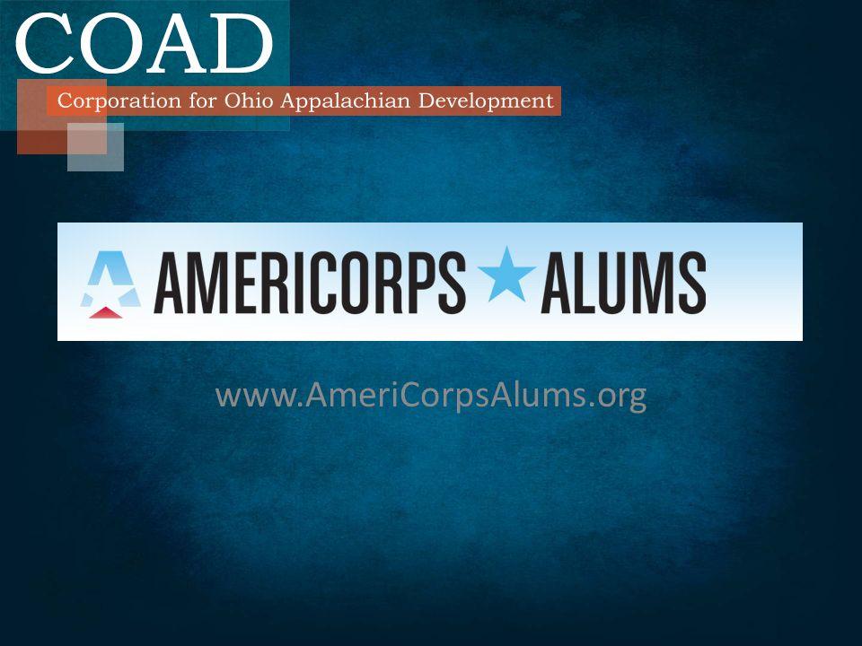 www.AmeriCorpsAlums.org