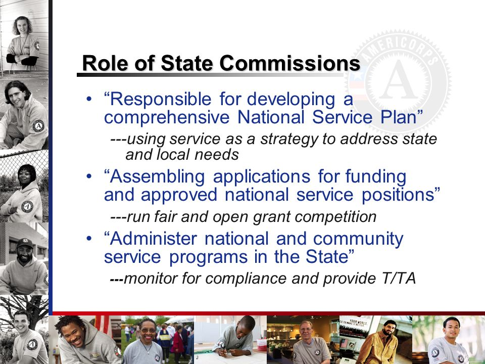 Senior Corps Foster Grandparent Program Senior Companion Program RSVP