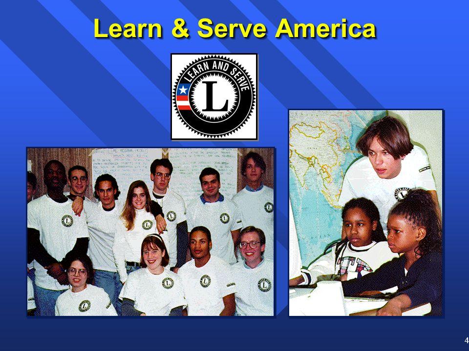 4 Learn & Serve America