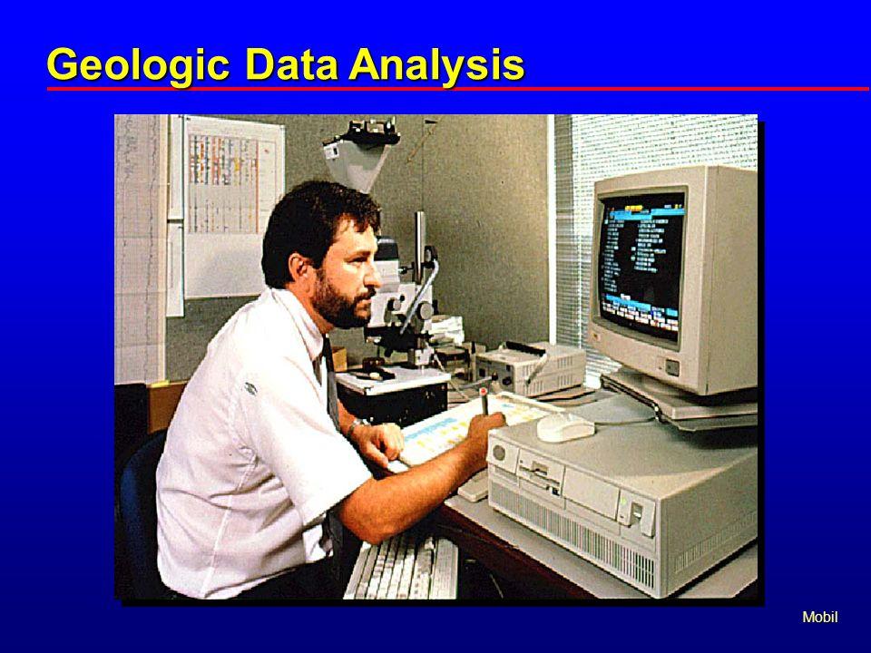 Geologic Data Analysis Mobil