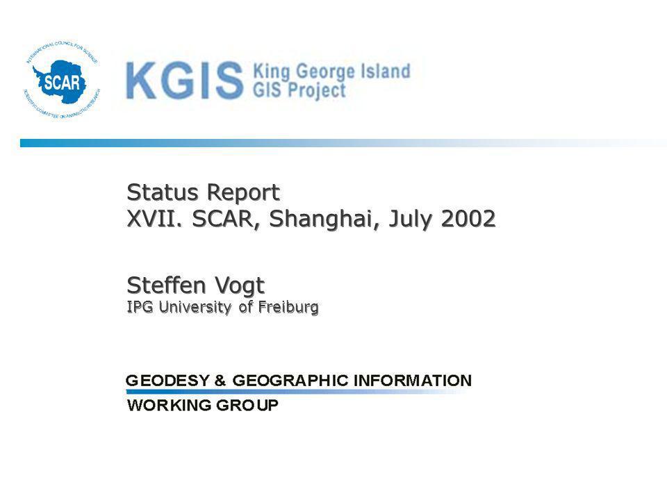 Status Report XVII.