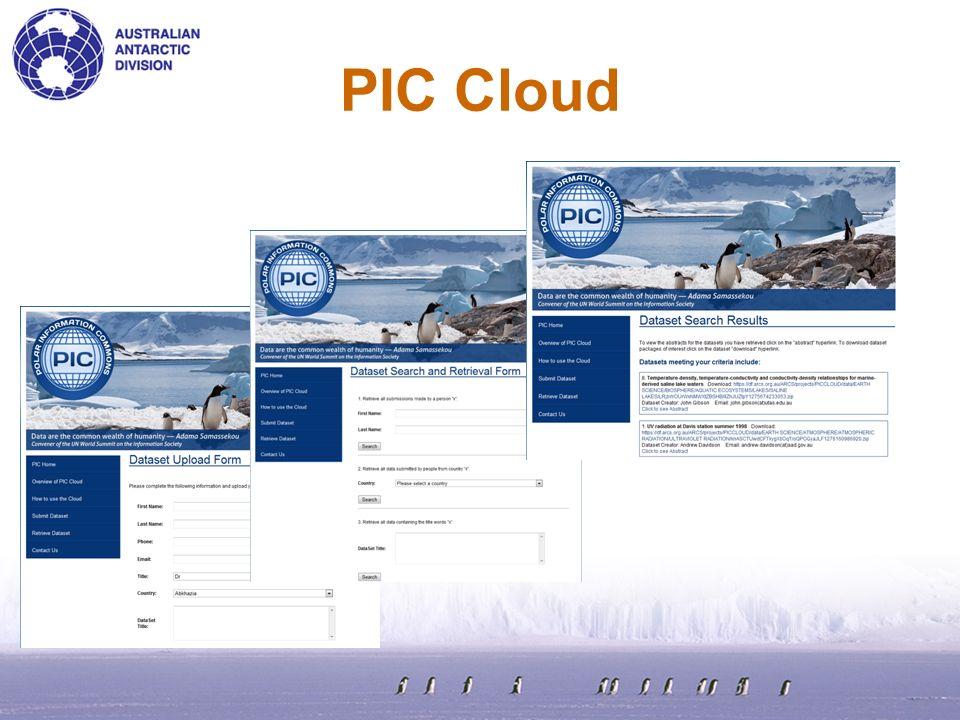 PIC Cloud