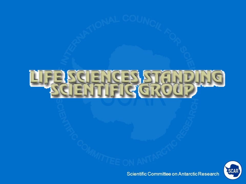 Scientific Committee on Antarctic Research