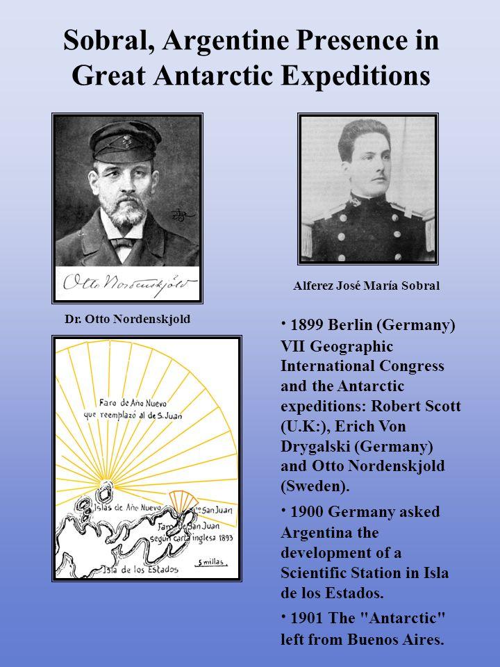 · 1902 The Antarctic sunk.
