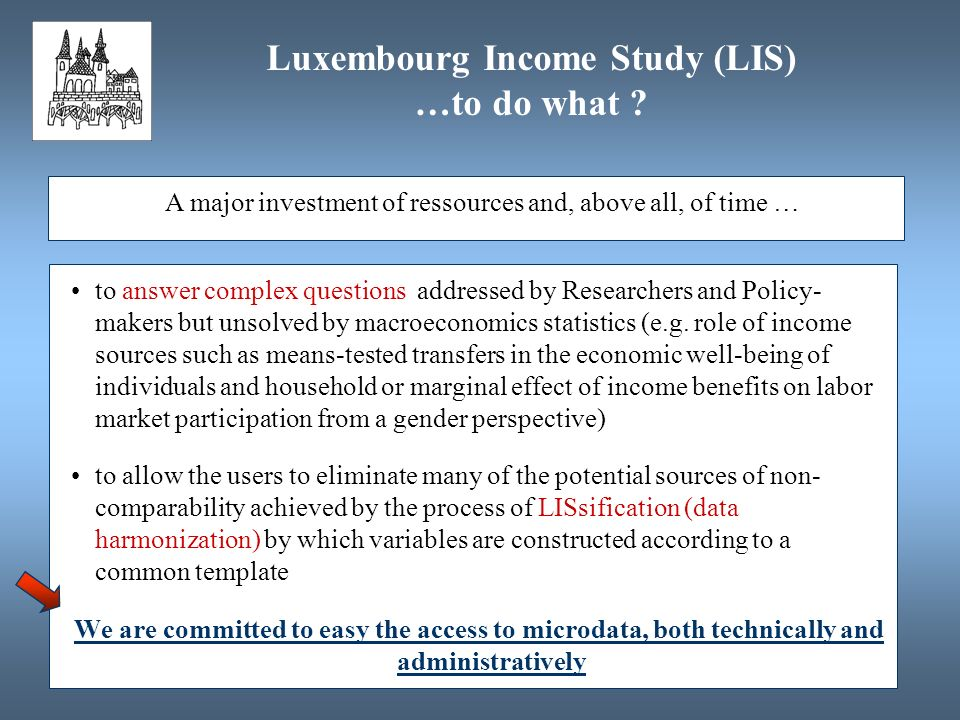 to answer complex questions addressed by Researchers and Policy- makers but unsolved by macroeconomics statistics (e.g.