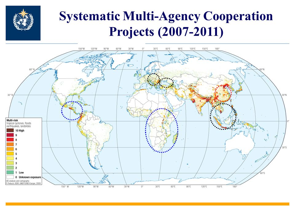 Systematic Multi-Agency Cooperation Projects (2007-2011)