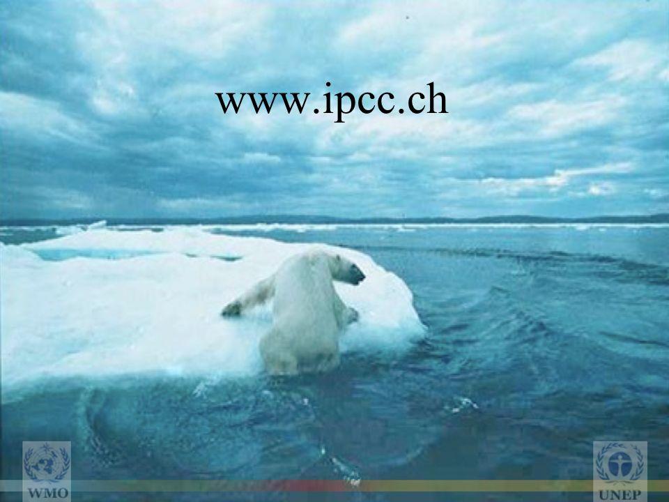 IPCC www.ipcc.ch