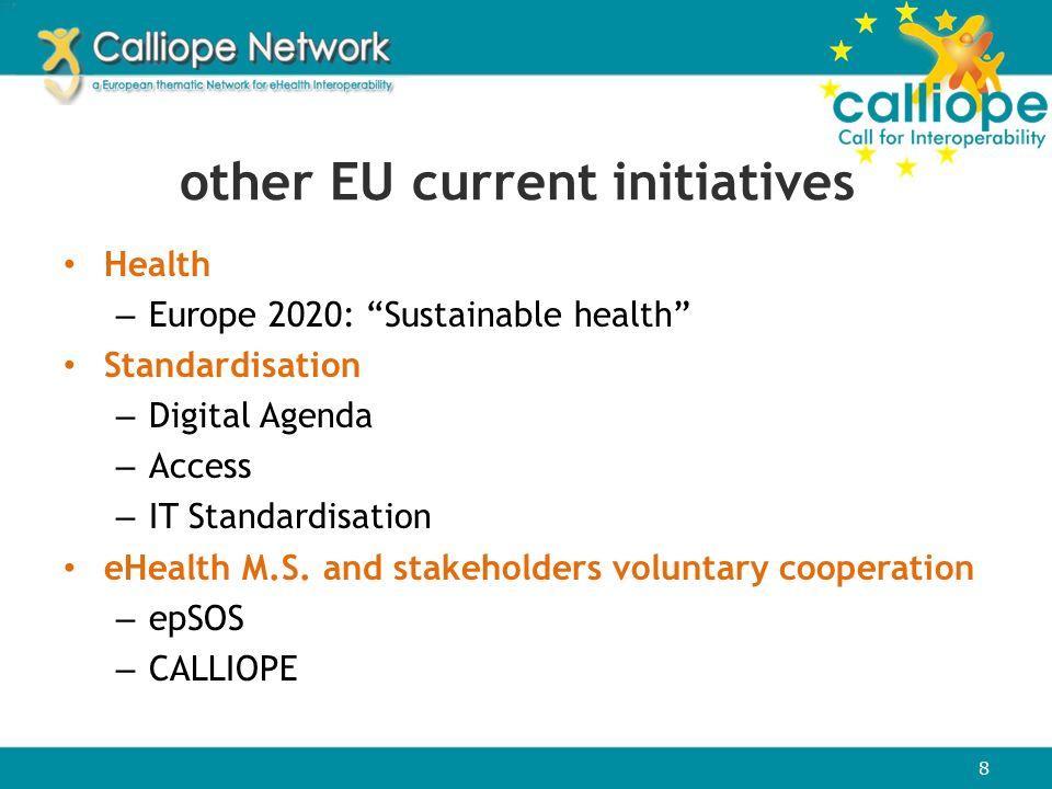 Provisional Content 29High-level meeting on EU eHealth Governance-Barcelona
