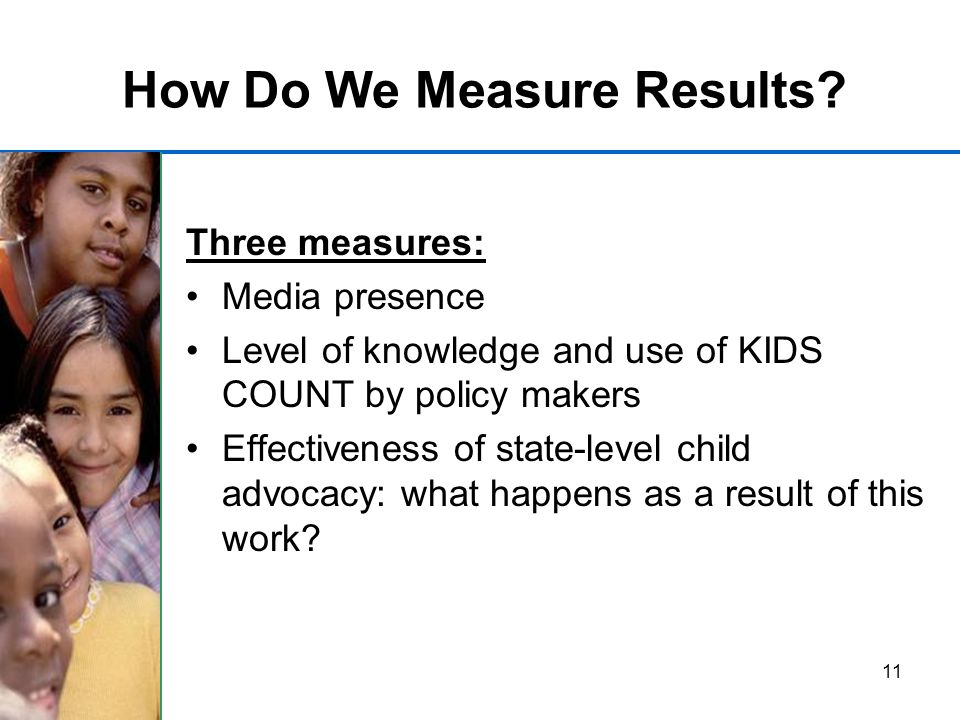 11 How Do We Measure Results.