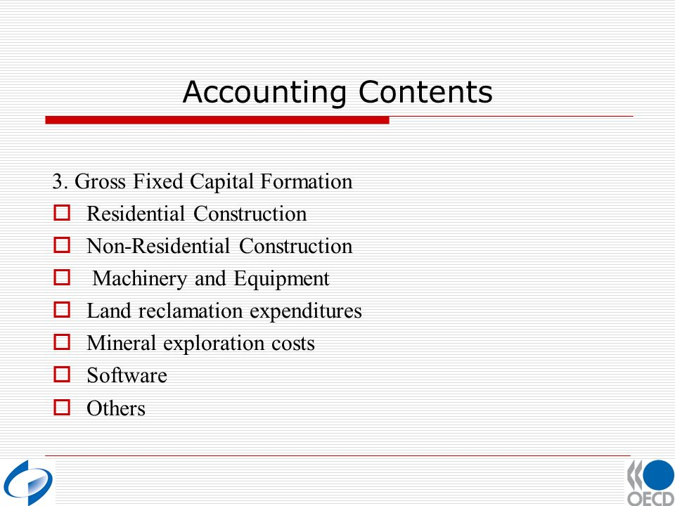 Accounting Contents 3.