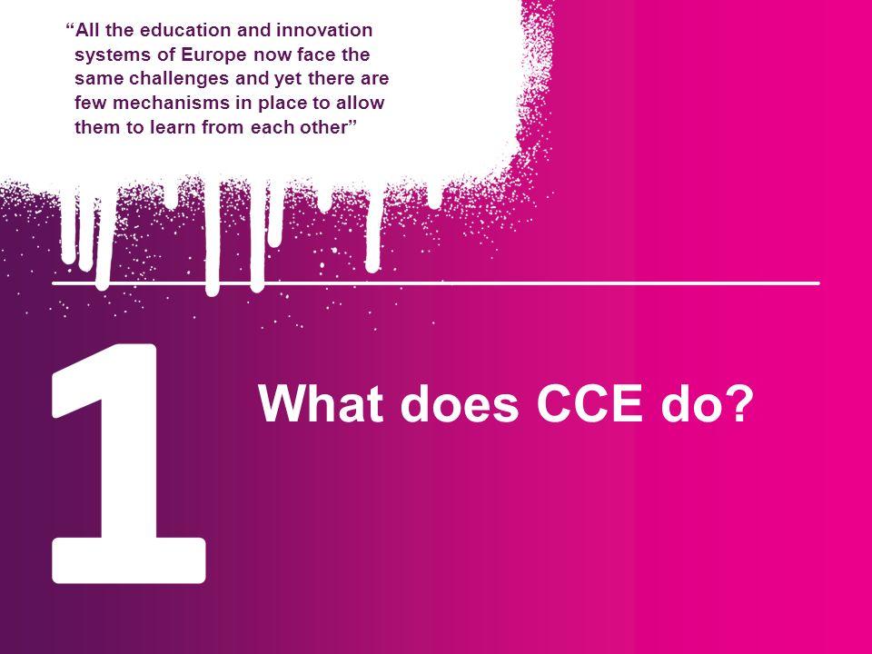Creative Partnerships Each Year in UK 2500 schools 300,000 pupils