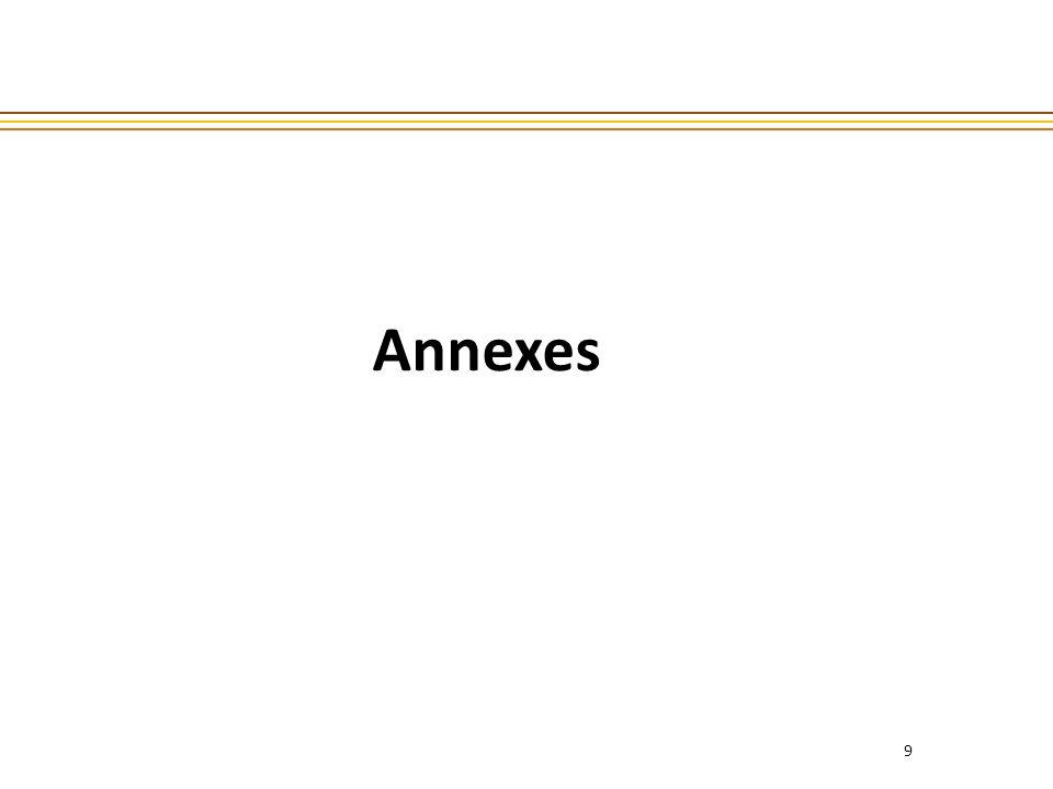Annexes 9