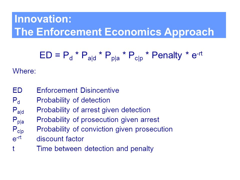 Only 1% of crimes result in a conviction Risky Business?