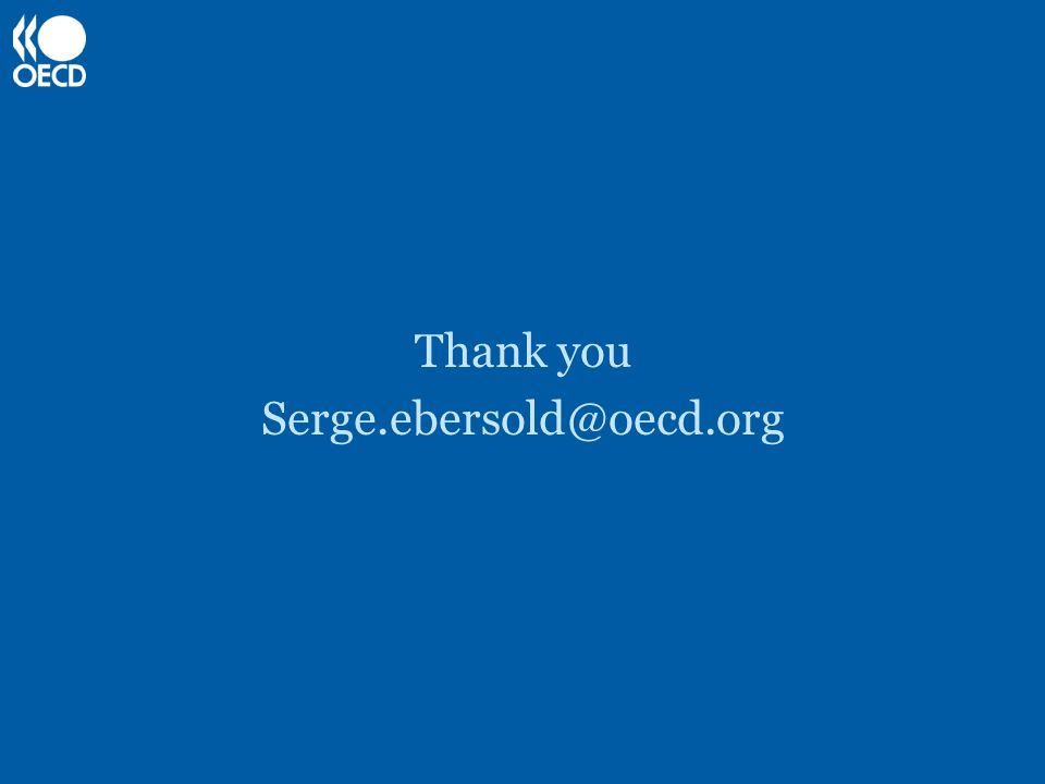 Thank you Serge.ebersold@oecd.org
