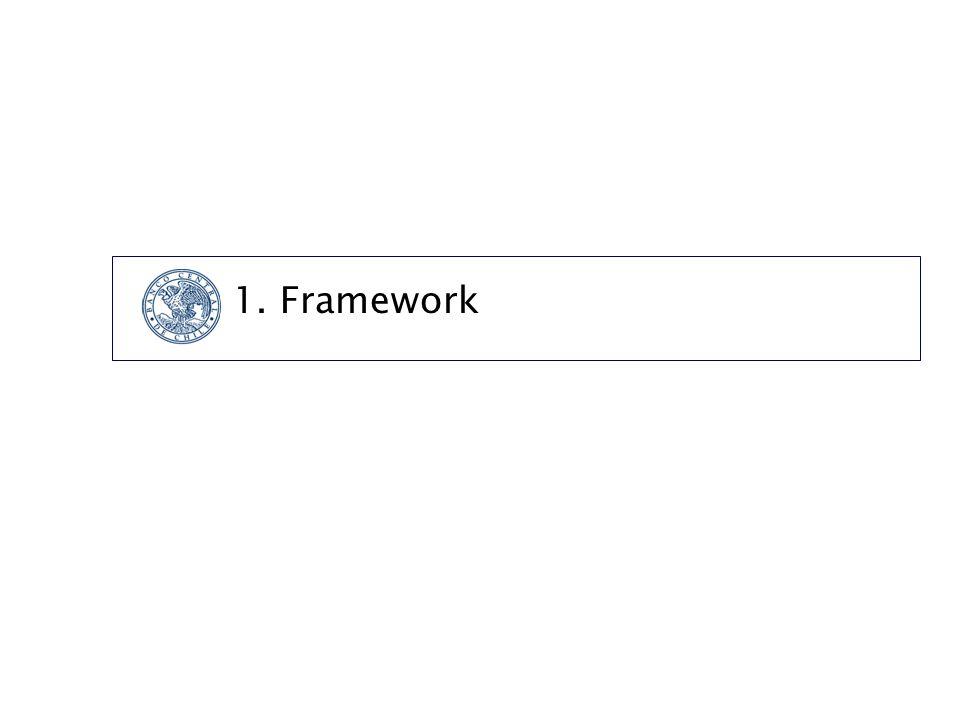 1. Framework