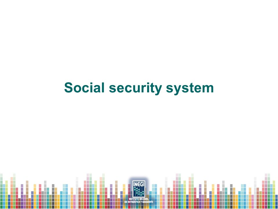 There have been two reforms in the social security scheme in Mexico, after that its functioning as following: Social security reforms Scheme for employees in the private sector 1973 Law: Unfunded pension scheme sponsored by the government (DC) 1997 Law: Funded pension scheme based on individual accounts (DB) Scheme for employees in the public sector 1983 Law: Unfunded pension scheme sponsored by the government (DC) 2007 Law: Funded pension scheme based on individual accounts (DB) Reforms to the Social security Laws