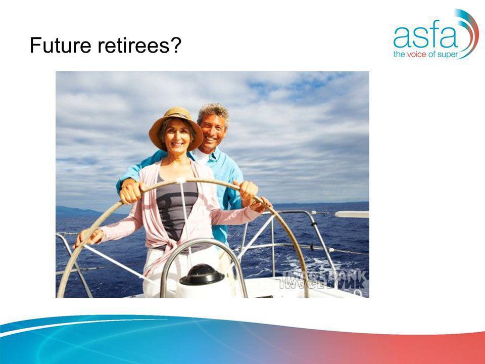 Future retirees