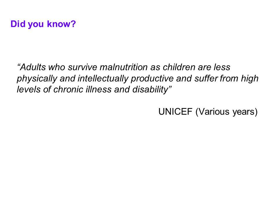 Under-5 Mortality
