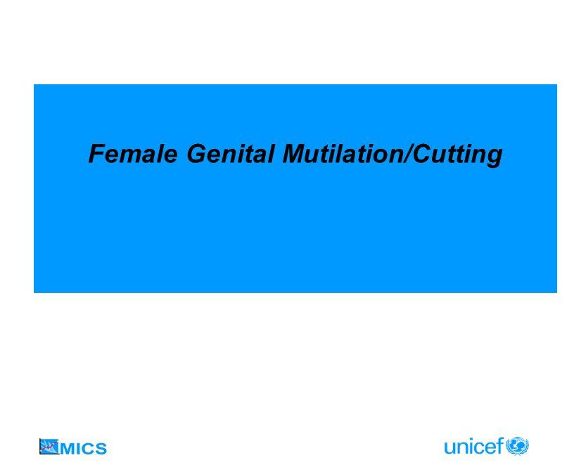 Female Genital Mutilation/Cutting