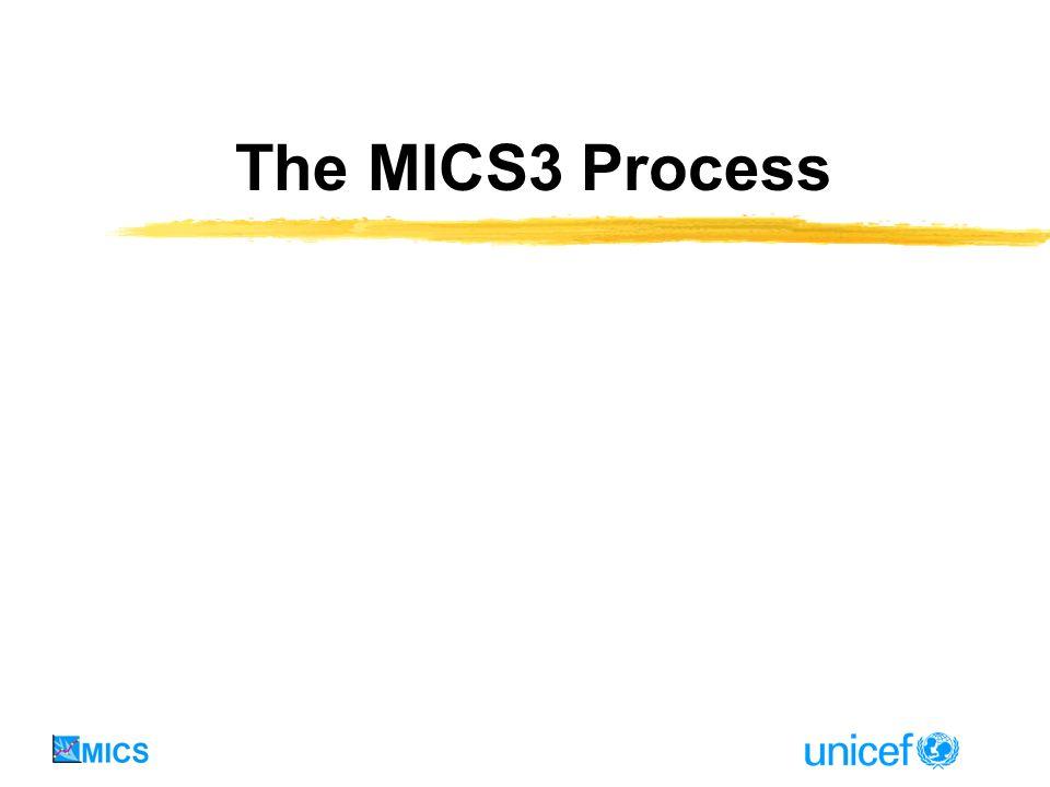 The MICS3 Process