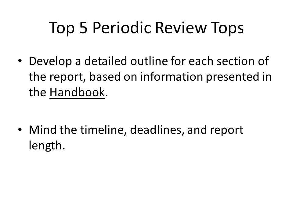 Draft of report posted to intranet for college-wide review and comment.