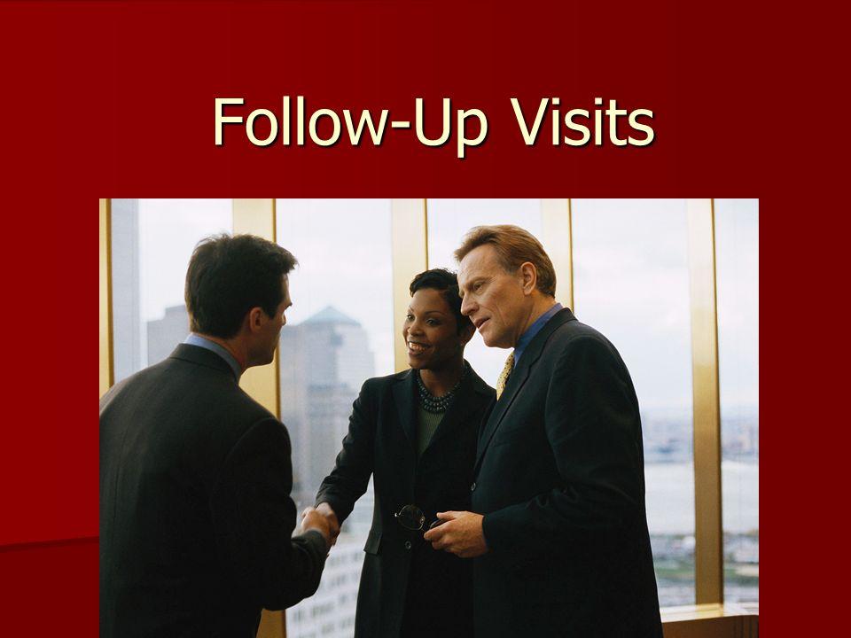 Follow-Up Visits