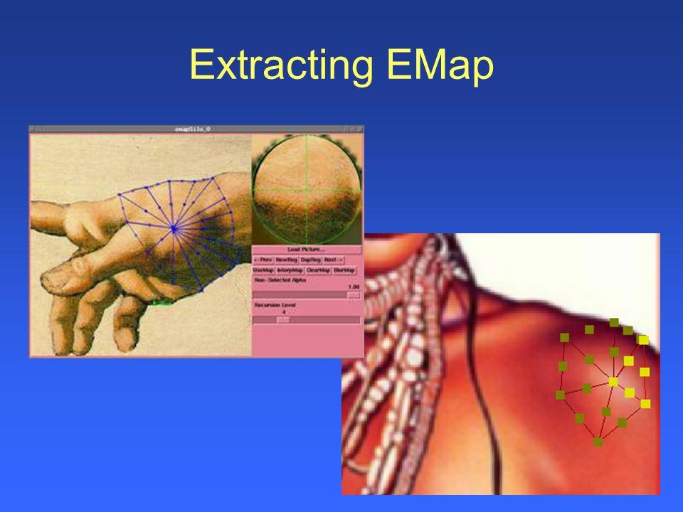 Extracting EMap