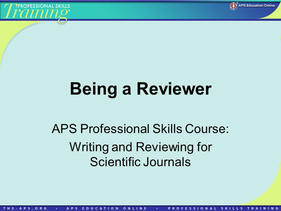 Purpose of Peer Review Ensure quality, originality, and significance Results support conclusion No errors in citations of previous work All human and animal protocols were reviewed and approved