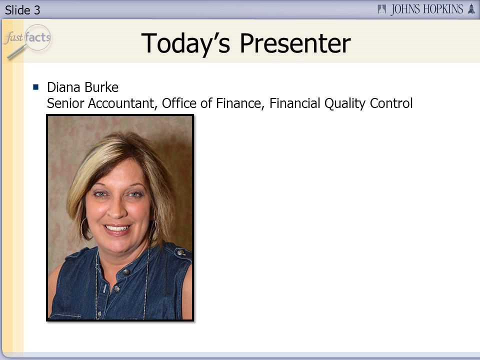 Slide 4 Session Segments Presentation Diana will give you an introduction to the PI Partners Welcome page including Research at a Glance, Maintain Favorites and Maintain Budget Period tabs.