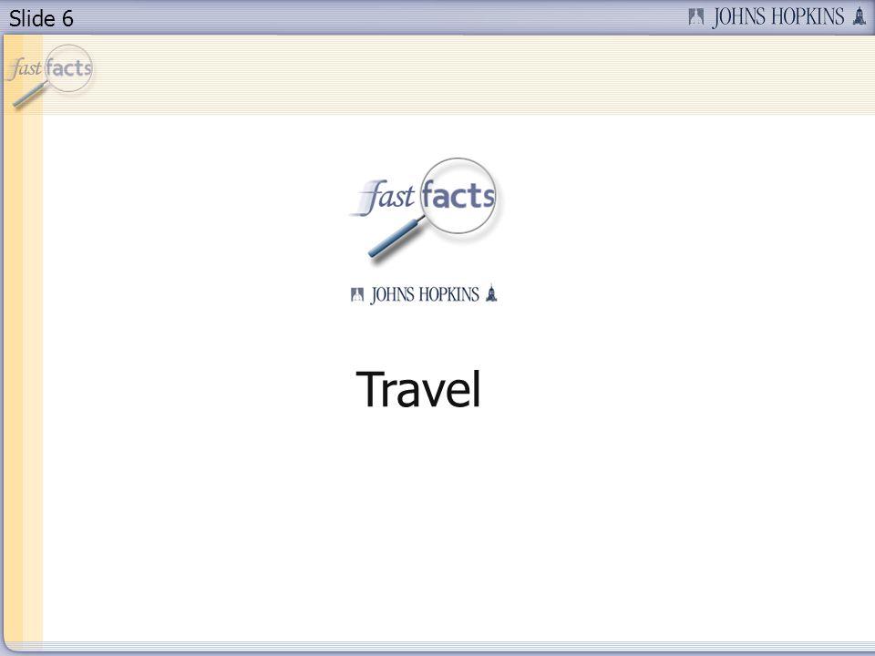 Slide 6 Travel