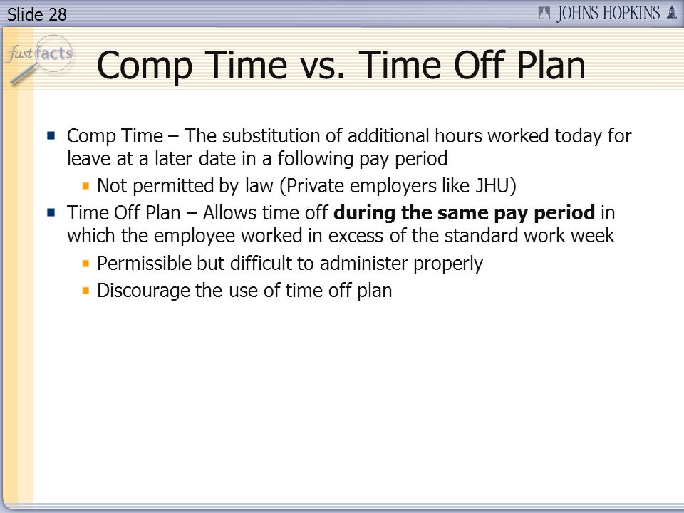 Slide 28 Comp Time vs.
