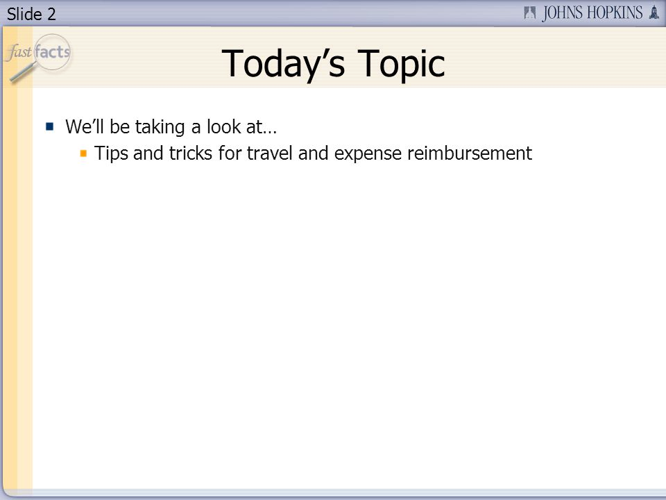Slide 23 Information Center 5. When you locate the region, double click it.