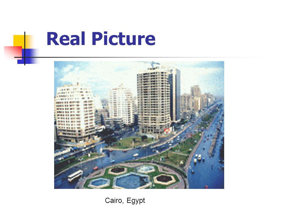 Real Picture Cairo, Egypt