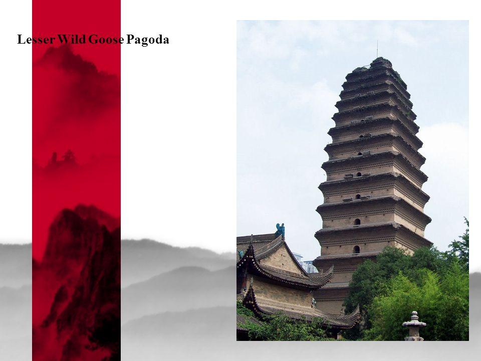 Lesser Wild Goose Pagoda