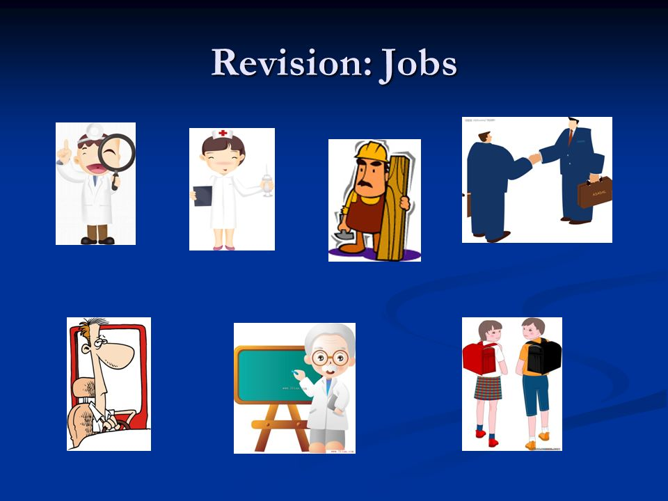 Revision: Jobs