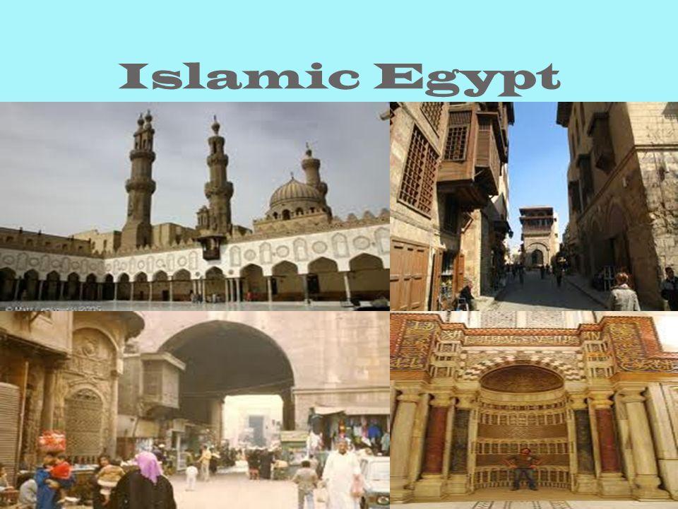 Islamic Egypt El Azhar Mosque