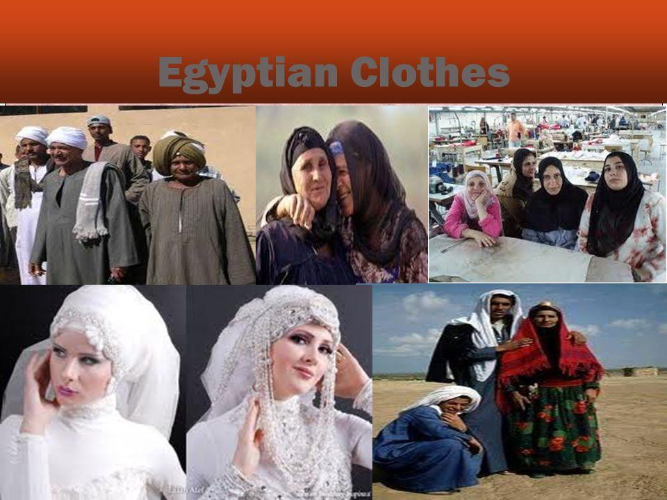 Egyptian Clothes