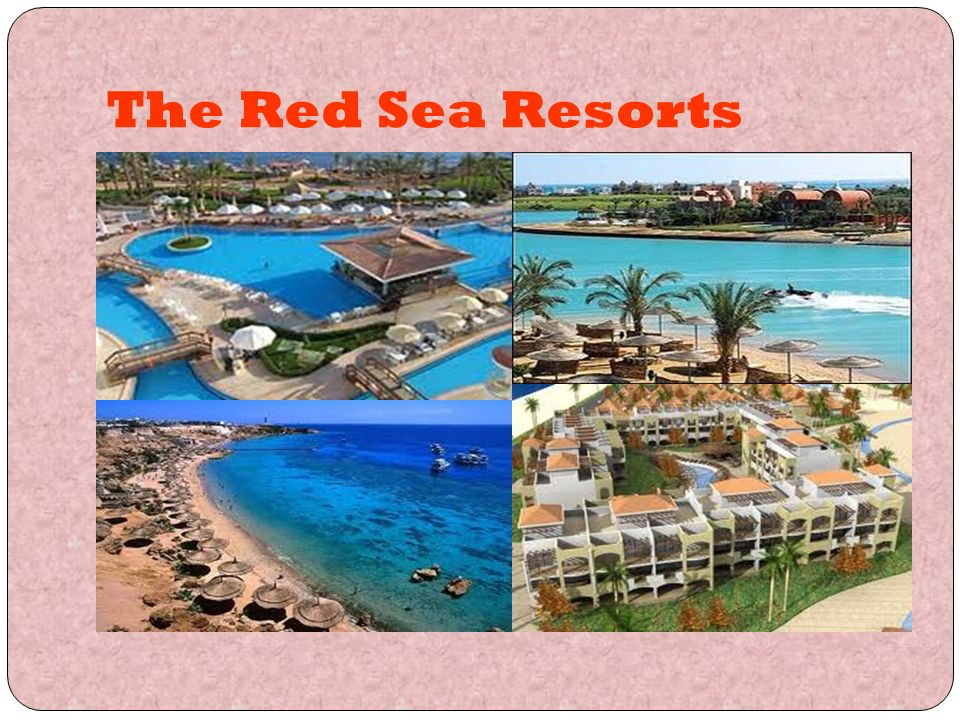 The Red Sea Resorts