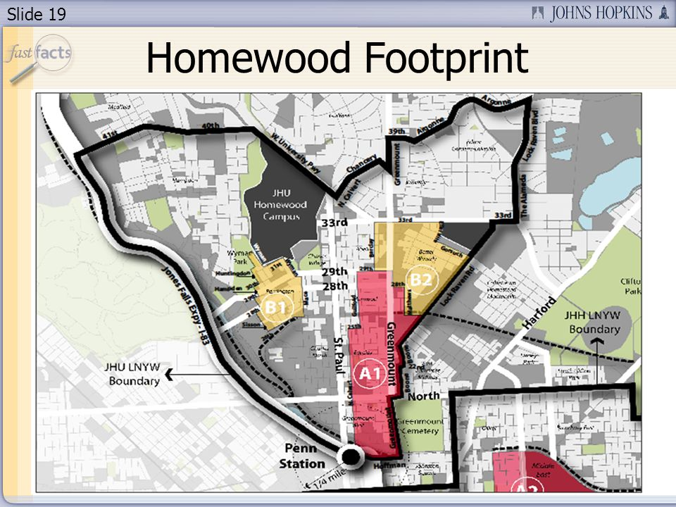Slide 19 Homewood Footprint