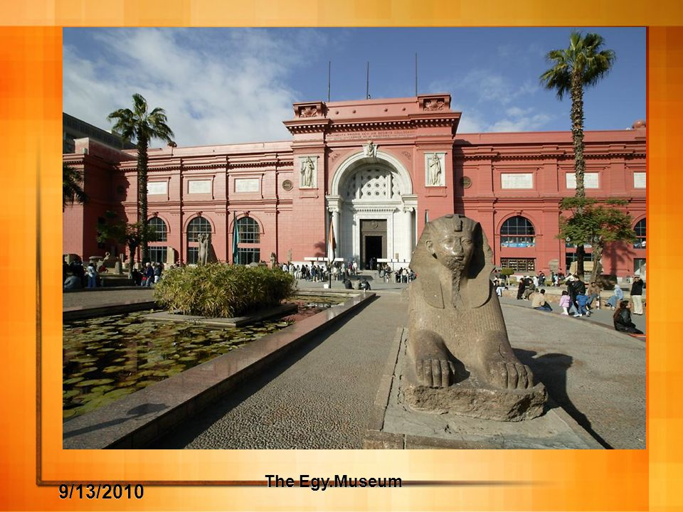 9/13/2010 The Egy.Museum