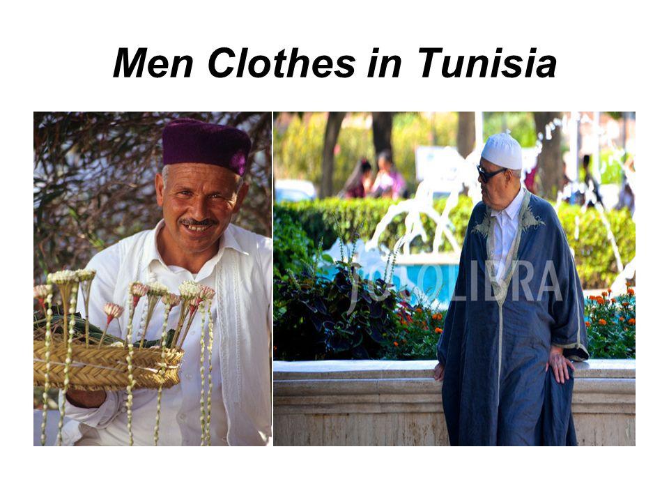 Men Clothes in Tunisia