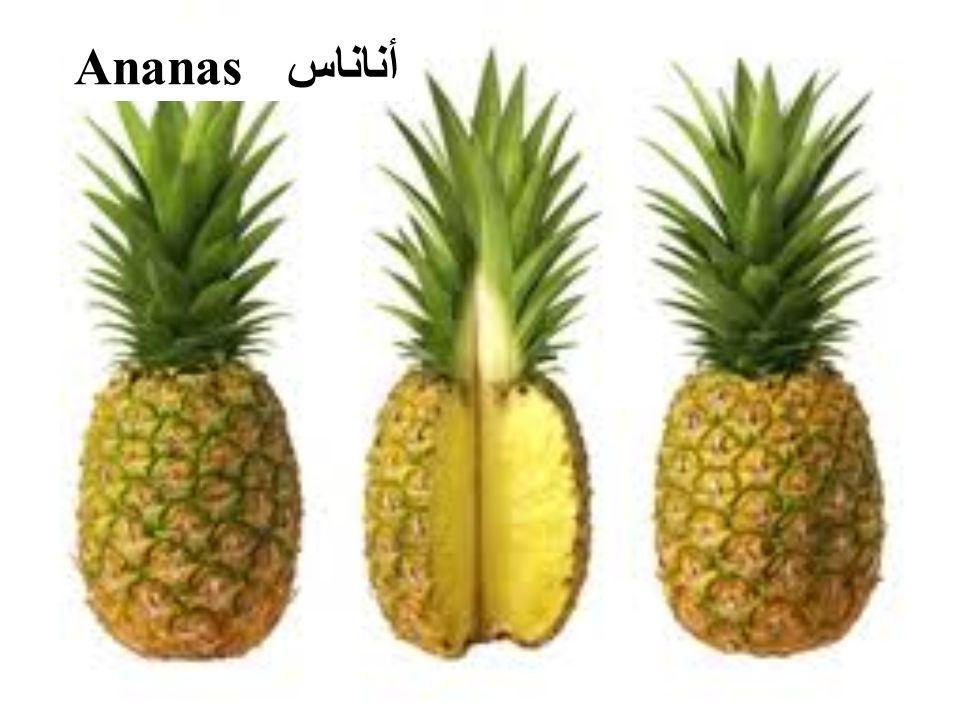 Ananasأناناس
