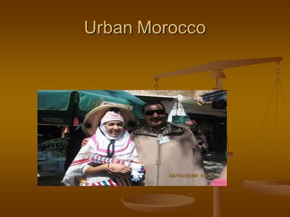 Urban Morocco